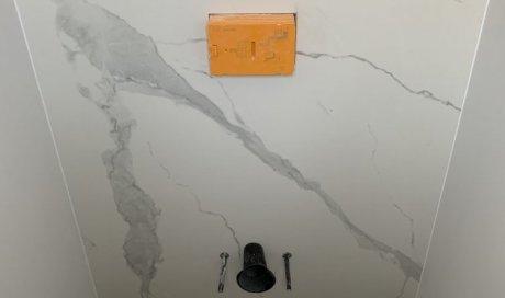 Anthony Bimoz Carreleur imitation marbre 120x120