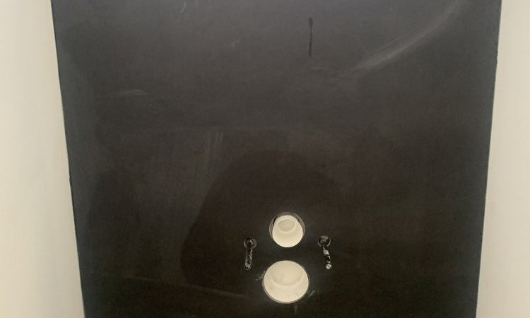 Carrelage noir 120x120